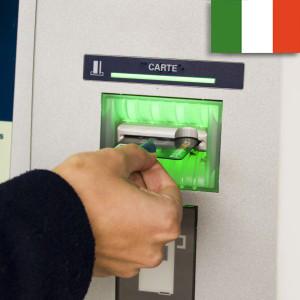 Geld Am Automaten In Italien Abheben