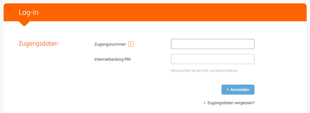 ING Banking to go im App Store  appsapplecom